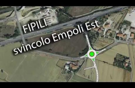 Empoli, bando di gara per collegare la FiPiLi a via Piovola