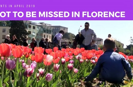 Events in Florence and the Metropolitan area in April 2019