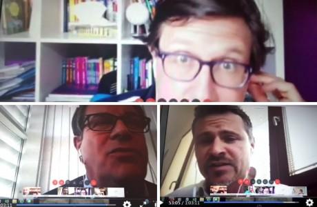 Fase 2 Coronavirus, conferenza stampa di Nardella, Casini e Giorgetti sul TPL a Firenze e area metro