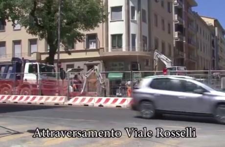 Fermate linee 2 e 3 tramvia Firenze: i nomi