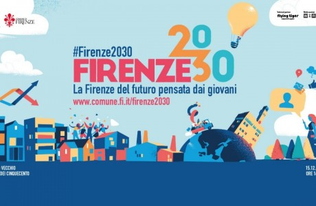 Firenze 2030: appuntamento con gli under30 a Palazzo Vecchio