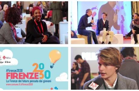 Firenze 2030, la voce dei giovani a Palazzo Vecchio