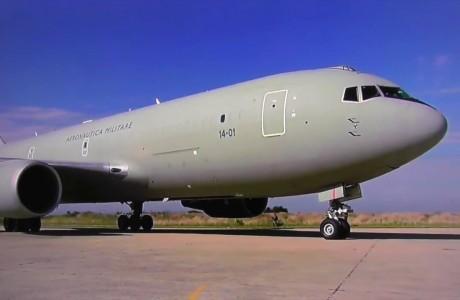 Firenze, 95 anni dell'Aeronautica Militare
