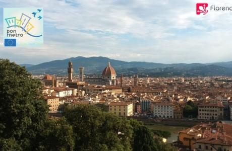 Firenze al primo posto per investimenti PON Metro