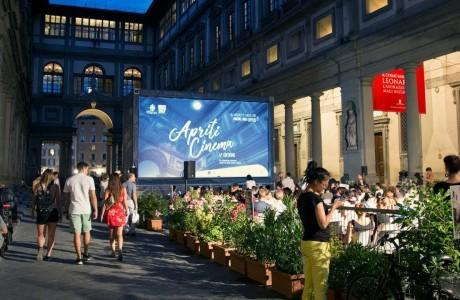 Firenze, Apriti cinema 2018