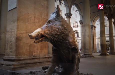 Firenze, Coronavirus: le immagini del centro storico