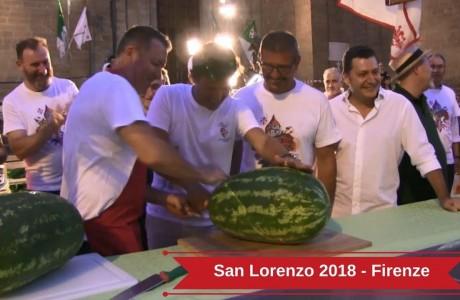 Firenze festeggia San Lorenzo, aspettando Sant'Orsola