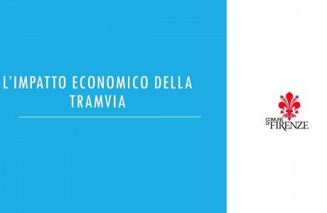 Firenze, la tramvia porta ossigeno all'economia