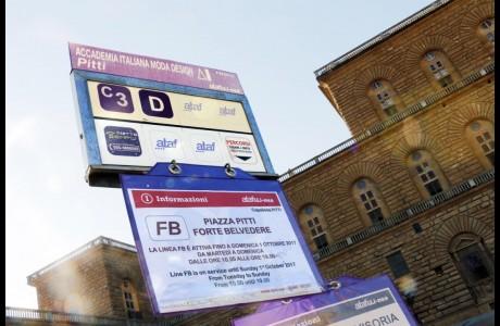 Firenze, nuovo bus collega il centro storico a Forte Belvedere, Villa Bardini e colline