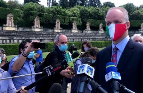 Firenze, riapre Boboli