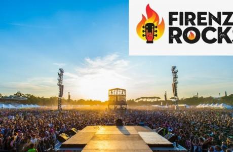 Firenze Rocks 2018, Firenze capitale del Rock per 4 giorni
