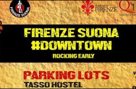 Firenze suona #downtown