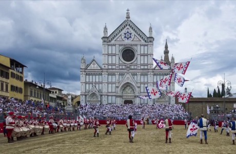 Florence and the Metropolitan City of Florence, events taking place in June 2018