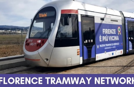 Florence Tramway Network:  T2 Vespucci finally opens