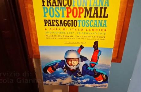 Franco Fontana in mostra a Palazzo Panciatichi