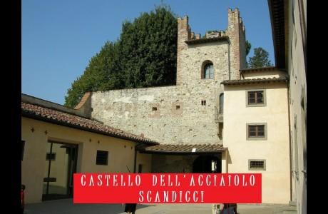 Fuori Firenze: visitare un castello nei dintorni del capoluogo metropolitano