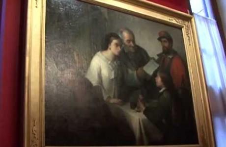 Garibaldi was wounded