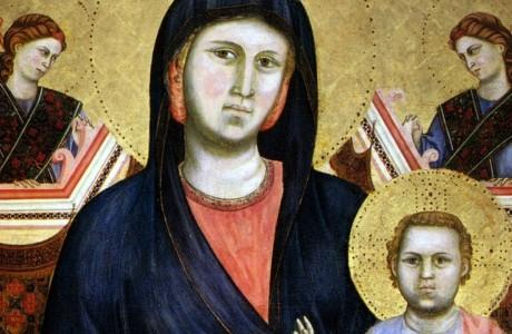 Giotto, la Madonna di San Giorgio alla Costa al Museo dell'Opera del Duomo