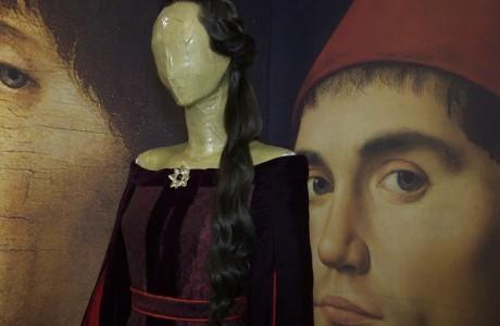 Gli abiti de 'I Medici' in mostra a Firenze fino al 20 novembre