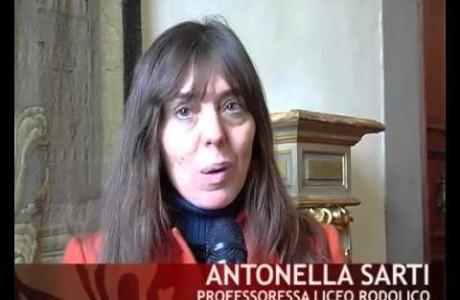 Gli studenti della Carolina a Firenze