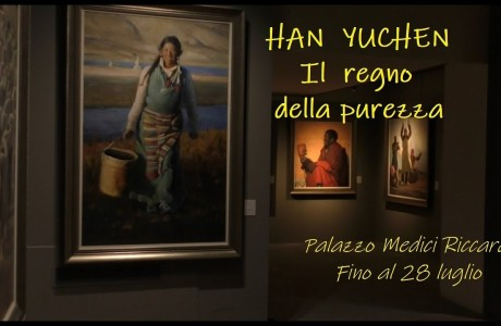 """Han Yuchen. Il regno della purezza"" in mostra a palazzo Medici Riccardi"