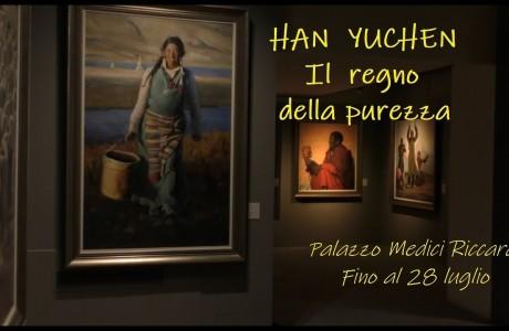 """""""Han Yuchen. Il regno della purezza"""" in mostra a palazzo Medici Riccardi"""