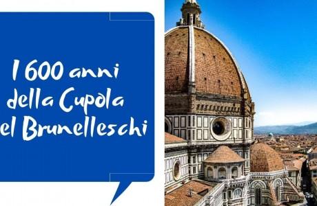 I 600 anni della cupola del Brunelleschi