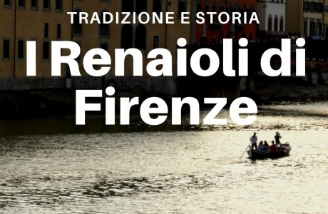 I renaioli di Firenze: un giro sul barchetto sull'Arno