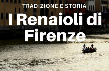 I renaioli di Firenze: un giro sul barchetto sull'Arno