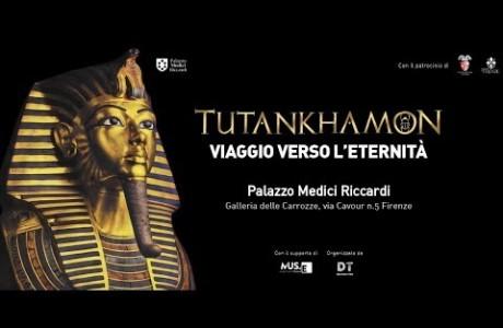 I segreti di Tutankhamon a Palazzo Medici.