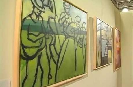 """""""I sensi dell'arte"""" , una mostra da vedere e toccare"""