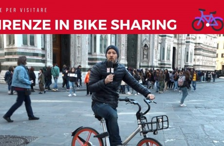 Idee per visitare Firenze in bike sharing