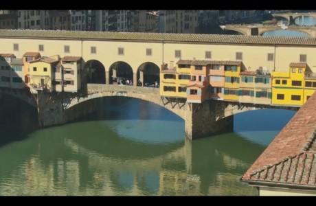 Il Corridoio Vasariano riaprirá nel 2021