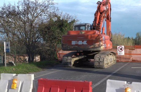 Il Ponte di Marcignana rimane chiuso per ristrutturazione