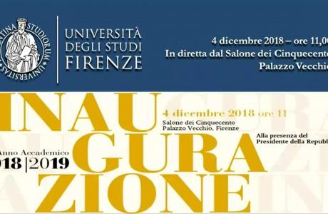 Il Presidente della Repubblica a Firenze