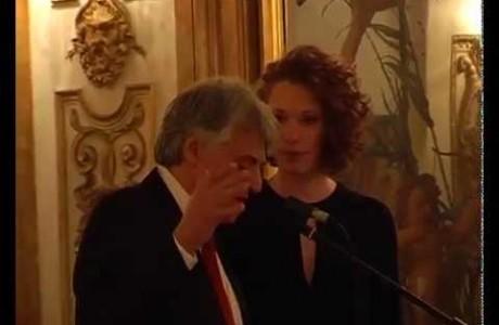 Il ricordo di Mario Luzi in un recital