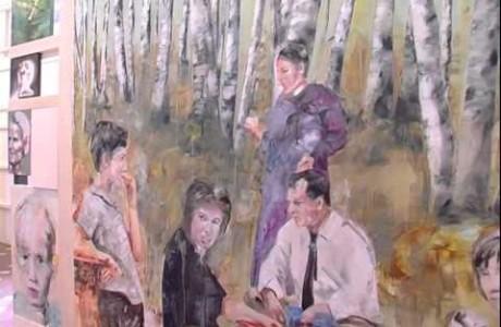 Il ritorno alla pittura di Arturo Reboldi