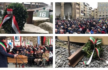 Il saluto di Firenze a Silvano Sarti