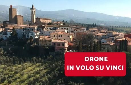 In volo su FirenzeMetropolitana | Vinci