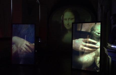 """Inaugurata la mostra """"Leonardo da Vinci & Firenze"""""""