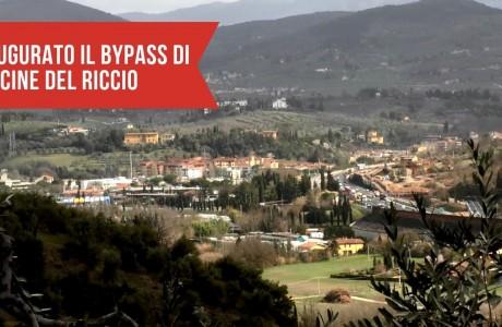Inaugurato il bypass di Cascine del Riccio