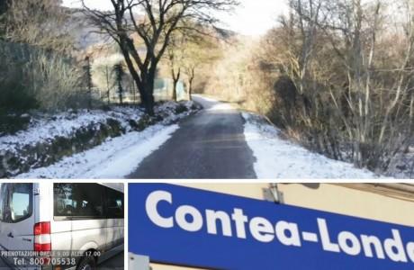 Inaugurato il nuovo bus Contea-Turicchi-La Rata