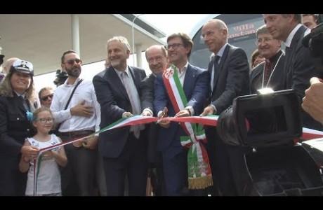 Inaugurato l'ampliamento della Linea 1 Leonardo