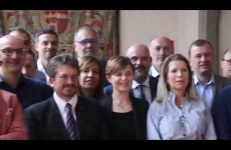 Incontro tra Laura Lega, Prefetto di Firenze, e i sindaci neo eletti dell'area metropolitana