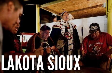 Indiani d'America: a Firenze il portavoce della Nazione indiana dei LAKOTA SIOUX