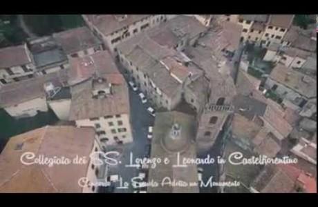 La chiesa di San Lorenzo e Leonardo a Castelfiorentino