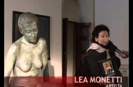 La donna di Lea Monetti in mostra