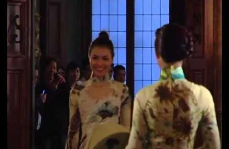 La moda vietnamita sfila a Firenze