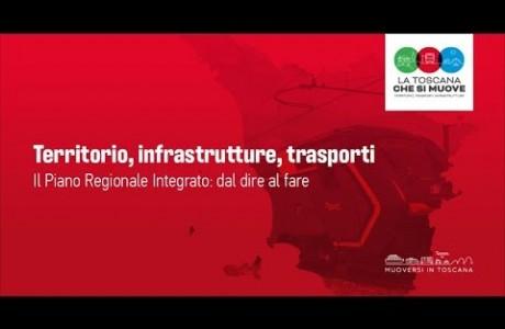 """""""La Toscana che si muove"""", la Regione fa il bilancio sulle politiche per la mobilità"""