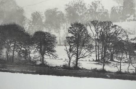 Landscape di Norman Ackroyd